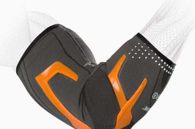 donjoy-performance-trizone-elbow-charcoal-orange